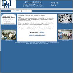 Dahlheimer Machining, Inc.