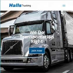 Halls Trucking