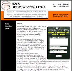 H & S Specialties