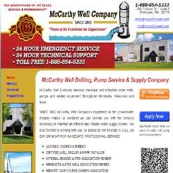 McCarthy Well Company