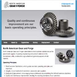 North American Gear and Forge