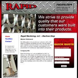 Rapid Machining, LLC.